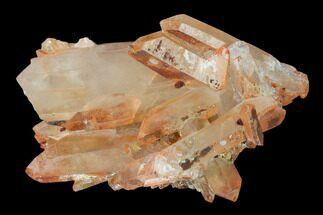 Quartz with Iron Oxide - Fossils For Sale - #137466