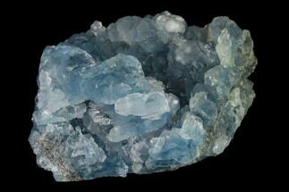 "Buy 2.1"" Stepped Blue Fluorite Crystal Cluster - China - #138079"