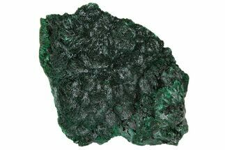 "2.7"" Silky Fibrous Malachite Cluster - Congo For Sale, #138557"