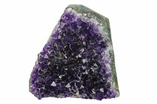 "2.8"" Amethyst Cut Base Crystal Cluster - Uruguay For Sale, #138881"