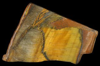 Tiger's eye - Fossils For Sale - #140505