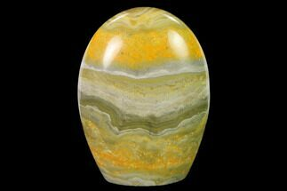 "2.7"" Free-Standing, Polished Bumblebee Jasper - Indonesia For Sale, #142169"