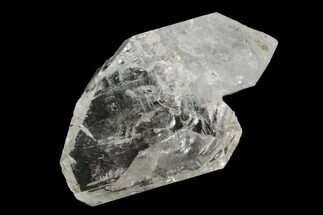 "Buy 1.65"" Pakimer Diamond with Carbon Inclusions - Pakistan - #140146"