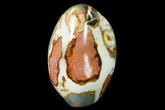 "Buy 6.8"" Tall, Polychrome Jasper Freeform - Madagascar - #143677"