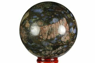 "Buy 3"" Polished Que Sera Stone Sphere - Brazil - #146053"