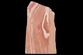 "Buy 5.5"" Polished Pink Opal Slab - Western Australia - #152110"