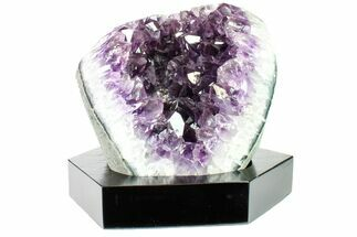 Quartz var. Amethyst - Fossils For Sale - #152412