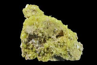 Sulfur - Fossils For Sale - #154359