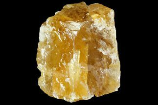 "5.8"" Free-Standing Golden Calcite - Chihuahua, Mexico For Sale, #155792"