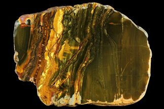 Tiger's Eye - Fossils For Sale - #158160