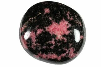 "2.3"" Polished Rhodonite Pebble For Sale, #158699"