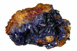 Azurite  - Fossils For Sale - #162588