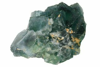 Fluorite & Quartz - Fossils For Sale - #163551