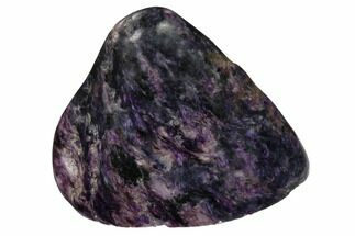 "3"" Free-Standing, Polished Purple Charoite - Siberia, Russia For Sale, #163967"