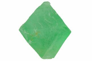 "1.4"" Green Fluorite Octahedron - China For Sale, #164597"