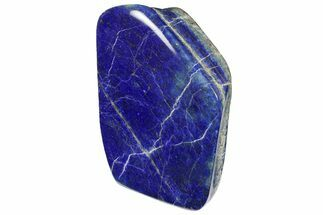 "4.2"" Polished Lapis Lazuli - Pakistan For Sale, #170879"
