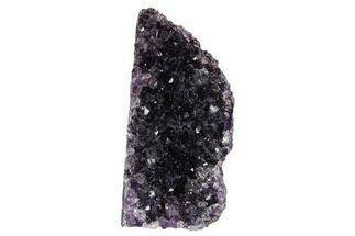 "5.7"" Free-Standing, Amethyst Geode Section - Uruguay For Sale, #171950"