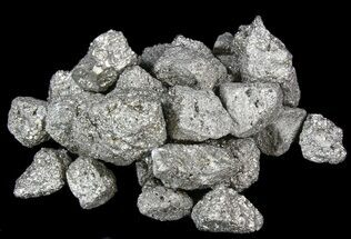 Bulk Pyrite (Fools Gold) - 8oz. (~ 8pc.)