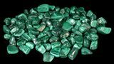 Bulk Polished Malachite - 10 Pack - Photo 3
