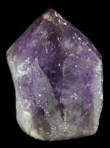 "Buy 2.3"" Polished Amethyst Crystal Point - Brazil - #34744"