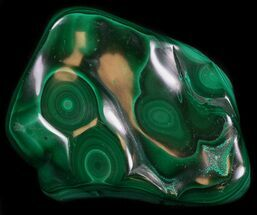 "3.6"" Polished Malachite Specimen - Congo For Sale, #35564"