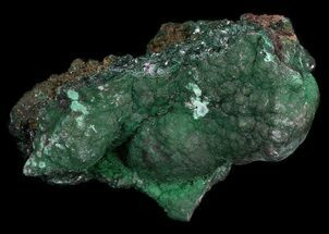 Malachite & Chrysocolla - Fossils For Sale - #35646