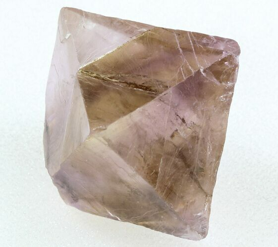 "1.2"" Translucent Purple Cleaved Fluorite - Cave-In-Rock, Illinois"