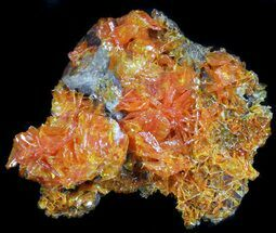 Wulfenite - Fossils For Sale - #39138