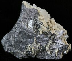 "1.9"" Galena, Calcite and Sphalerite Association - Bulgaria For Sale, #41765"