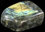 "7.2"" Flashy Polished Free Form Labradorite - 7 lbs - #41735-3"