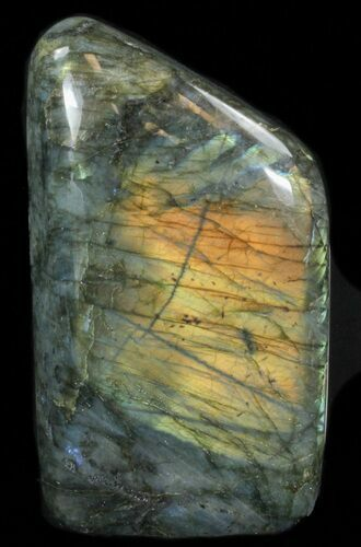 "8.7"" Flashy Polished Free Form Labradorite - 7 lbs"