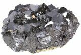 "2.1"" Galena and Sphalerite Crystal Association - Bulgaria - #41731-1"