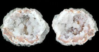 "Buy 1.35"" Keokuk ""Red Rind"" Geode - Iowa - #43996"