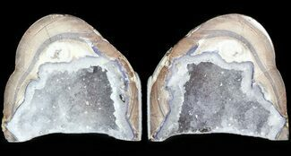 Quartz Geode - Fossils For Sale - #45936