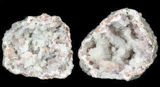 "Buy 2"" Keokuk ""Red Rind"" Geode - Iowa - #53404"