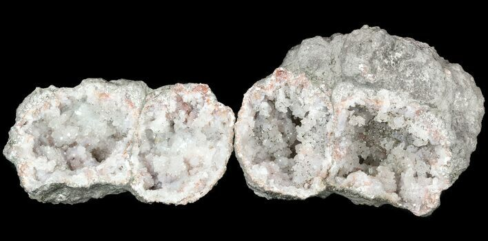 "2.4"" Keokuk ""Red Rind"" Geode - Iowa"