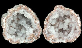"1.65"" Keokuk ""Red Rind"" Geode - Iowa For Sale, #53378"