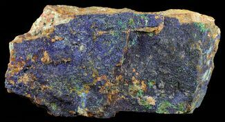 "Buy 18"" Large Malachite with Azurite Specimen - Morocco - #61171"