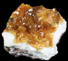Wulfenite - Fossils For Sale - #62898