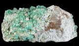 "8.8"" Fluorite & Galena Plate - Rogerley Mine (Special Price) - #62069-2"