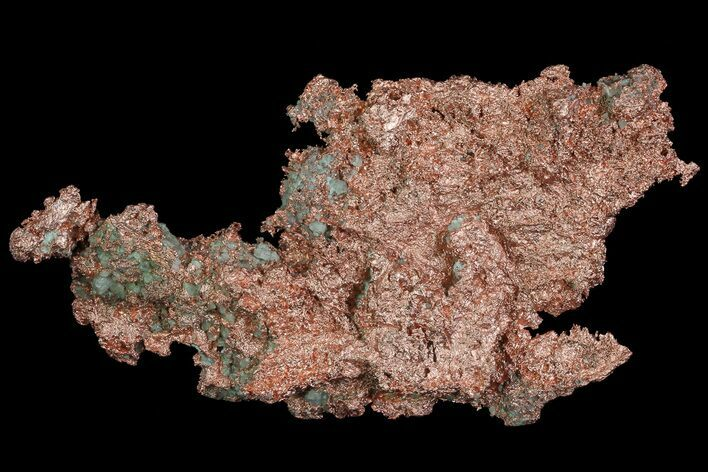 "6"" Natural, Native Copper Formation - Michigan"