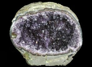 Quartz var. Amethyst - Fossils For Sale - #66705