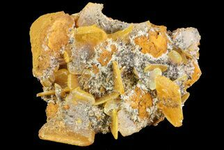 Wulfenite - Fossils For Sale - #67713