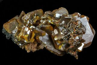 Wulfenite - Fossils For Sale - #67737