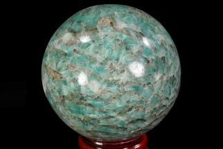 Microcline var. Amazonite - Fossils For Sale - #78735