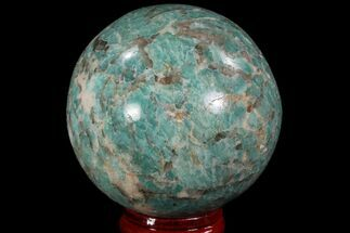 Microcline var. Amazonite - Fossils For Sale - #78744