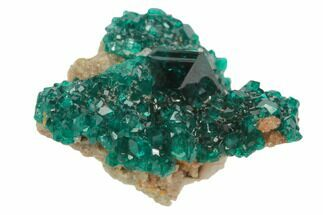 Dioptase - Fossils For Sale - #78693