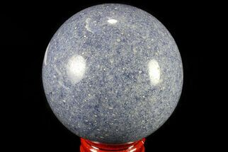 "Polished 2.3"" Lazurite Sphere - Madagascar For Sale, #79046"