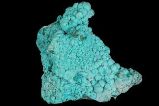 Chrysocolla & Malachite - Fossils For Sale - #87159