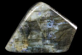 "3.4"" Flashy Polished Labradorite Free Form For Sale, #90668"